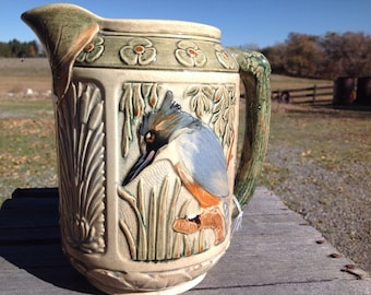 Weller King Fisher Pitcher