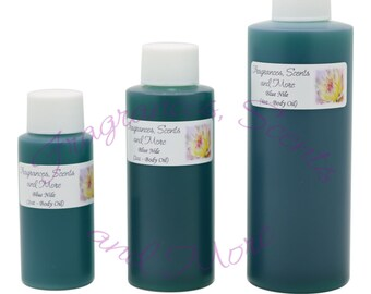 Blue Nile Perfume/Body Oil (7 Sizes) - Free Shipping