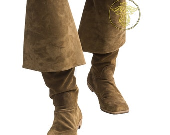 Jack Sparrow boots;Cosplay;props;LARP;pirate;