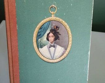 Jane Eyre Vintage Book  1944, Junk Journal