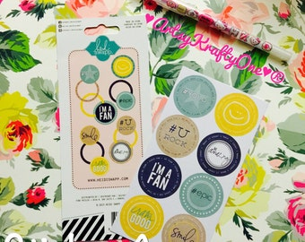 Planner Stickers (Heidi Swapp)