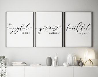 Bible verse wall art | Etsy