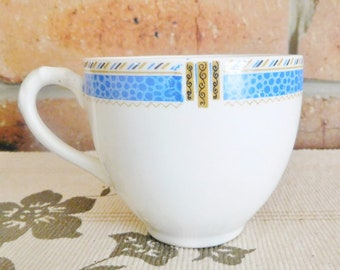 Empire England 1949 replacement orphan tea cup, vintage English bone china, high tea