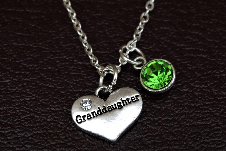 Enkelin Halskette Enkelin Charme Enkelin Anhänger Enkelin | Etsy