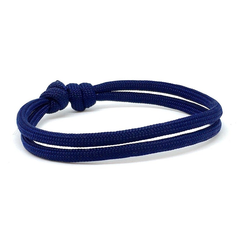 Gift Valentine/'s Day Surfer Bracelet Unisex Blue Partner Bracelet Adjustable Bracelet for Sportsmen Sailor Bracelet Men