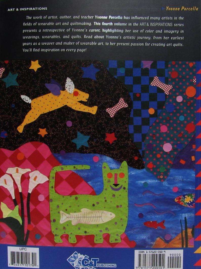 Art /& Inspirations Yvonne Porcella by Yvonne Porcella Paperback