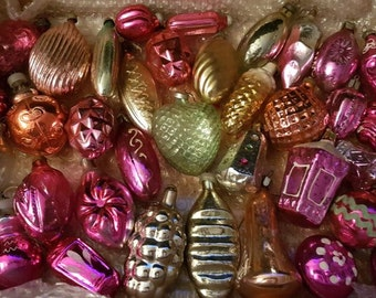 over 1000 soviet ussr russia christmas tree ornaments to choose from  decoration propoganda old vintage antique rare exclusive toys glass