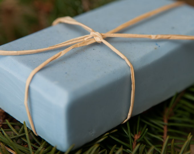 Frasier Fir - Moisturizing Glycerin Soap - Fresh, Pine Scent