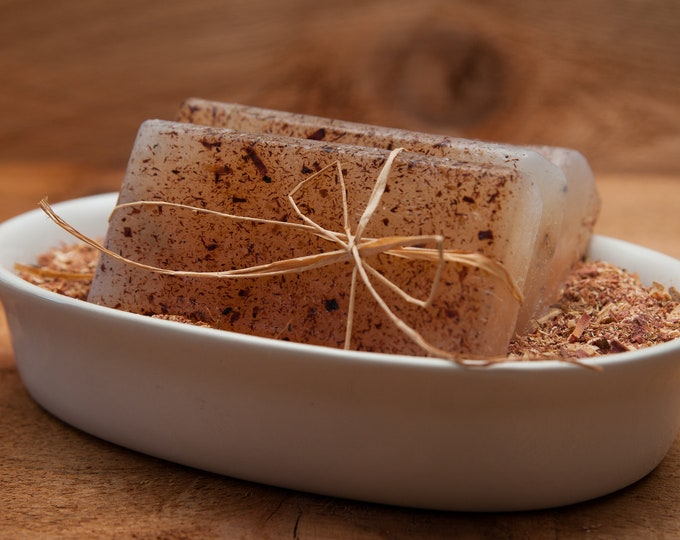 Cedar Wood Soap - A Great Woodsy Soap