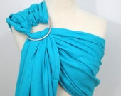 Turquoise ring sling - 10...