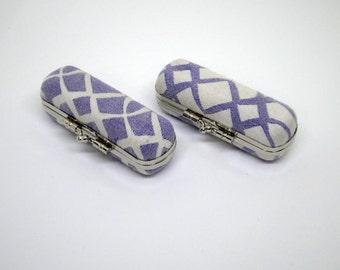 Case - babywearing woven wrap - box, hard case - Dahlia