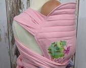 Soft pink and sheep Gigotai, adjustable WCMT, bubblegum
