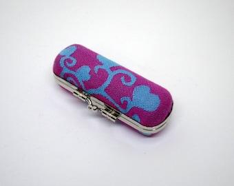 Case - babywearing woven wrap - box, hard case - Kokadi Erna im Wunderland