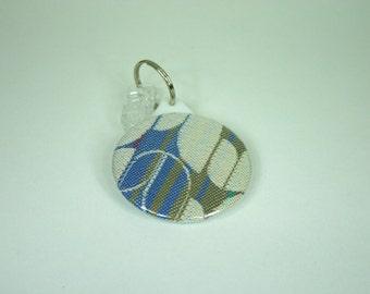 Babywearing mirror / Tekhni Laurel Vineyard wrap / pocket mirror / key ring