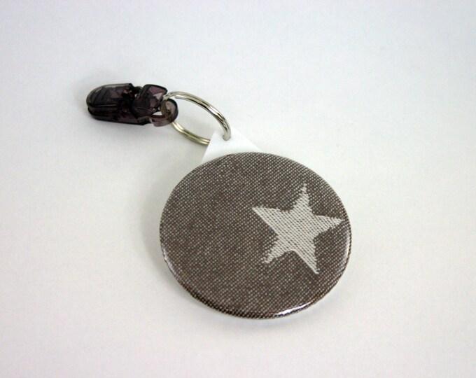 Babywearing mirror / Kokadi Around the world wrap / pocket mirror / key ring