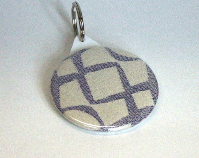 Babywearing mirror / Dahlia wrap / pocket mirror / key ring