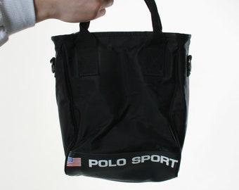 096db2e8cb 90s Vintage Vtg Rare Polo Sport Ralph Lauren Bag