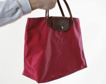 779b8b9d55c1 90s Vintage Vtg Rare Longchamp Bag