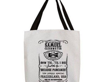 Samuel Clearwater Tote
