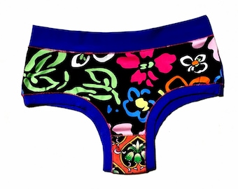 Unique, Funky, and Colorful Panties (Bombachas) - S/M