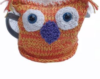 Tea Cosy Knitted Teapot Cosies Animal Tea Cosy Pot Warmer Tea Lover Cosy Tea Drinker Cosy Tea Cosy Birthday Gift
