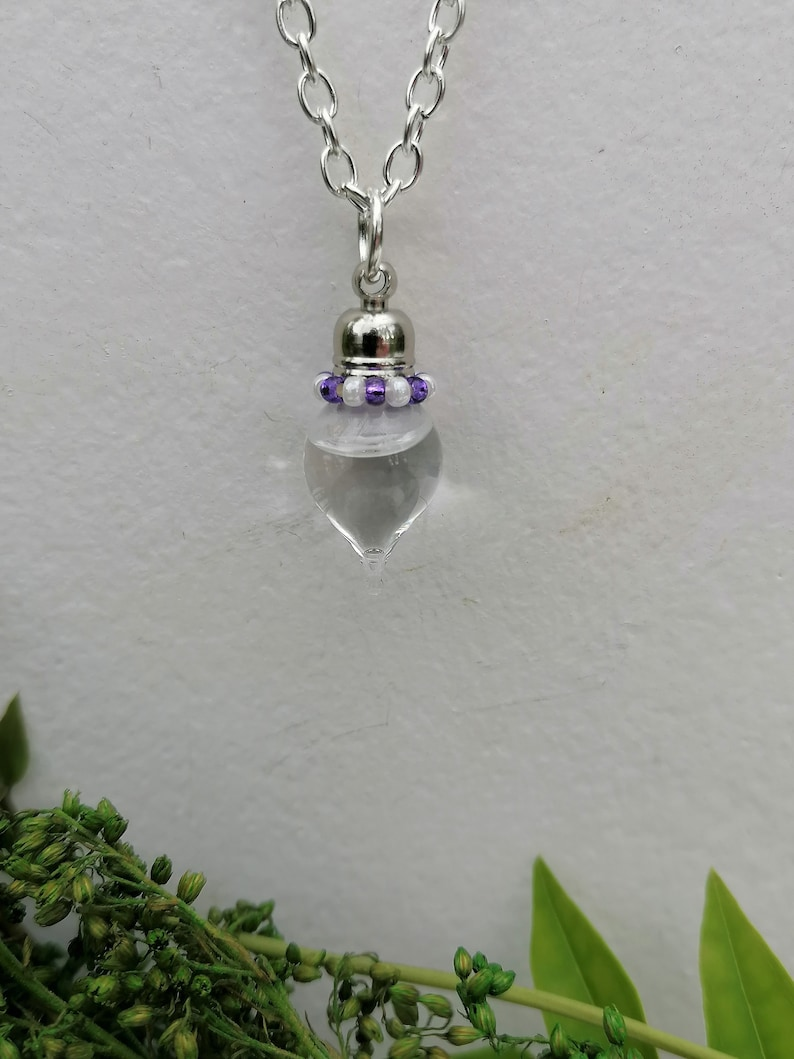 Merlin Magician Magic Alchemist  Water Pendant silver jewellery magical well unique gift Broc\u00e8liande Paimpont Avalon Arthur Nature  Enchant