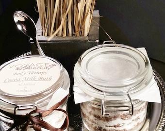 Warm Cocoa Milk Bath