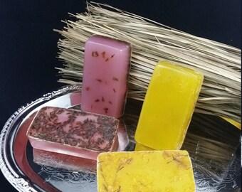 Scented Soap Bars, Botanicals Soap Bars