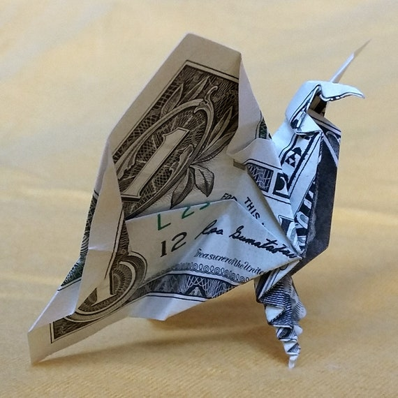 This dollar bill koi fish - 9GAG | 570x570