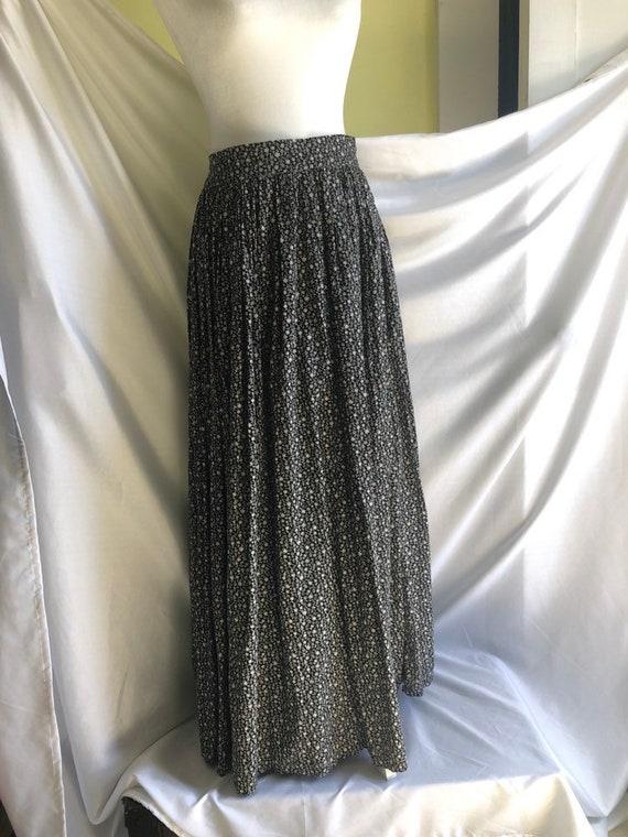 1920s Prarie Quaker Skirt