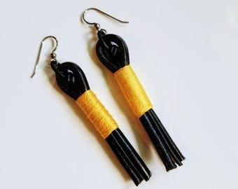 Pittsburgh Sport team  earrings!