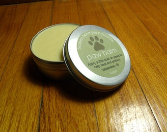 All Natural Dog Paw Balm Large