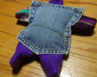 Pocket Recycled Dog Toy