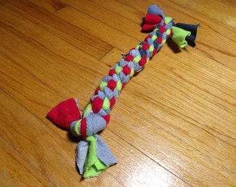 Rope Dog Toy Large  Christmas   Durable