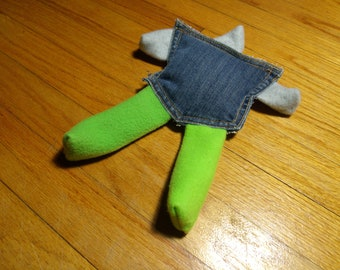 Pocket Recycled Dog Toy