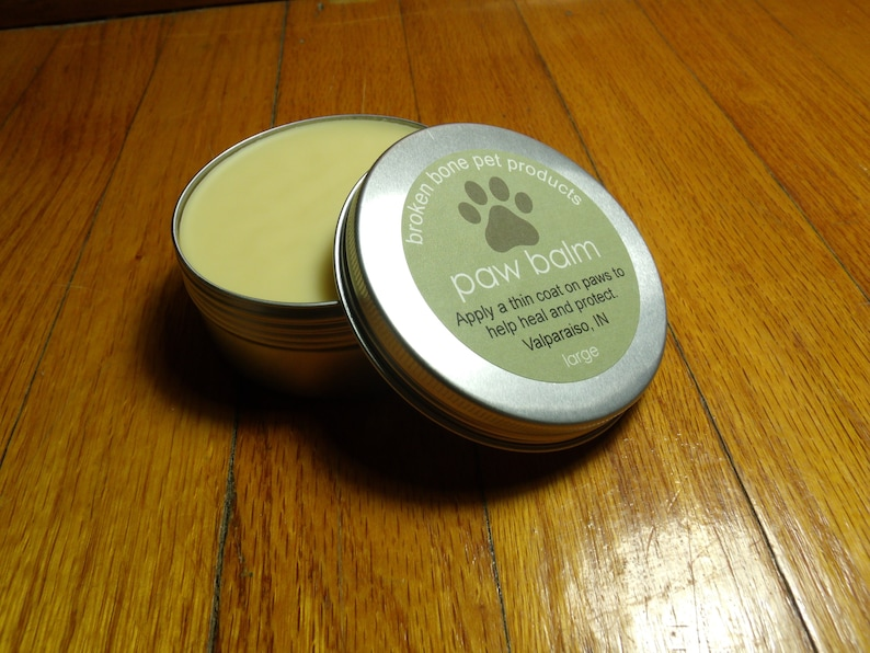 All Natural Dog Paw Balm Large image 0