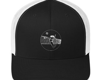 can you dig this retro trucker cap