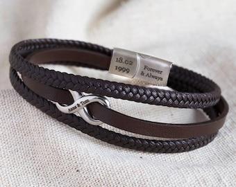 infinity bracelet men