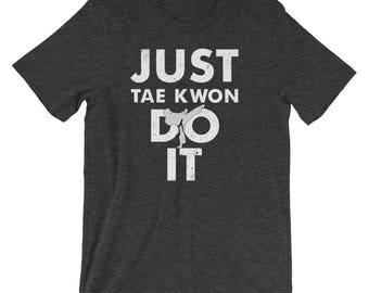 d7600c8fff563 Just taekwondo it | Etsy