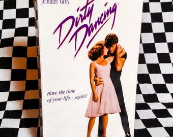 Primo Dirty Dancing VHS! Classic 80s Movie - Artisan - G