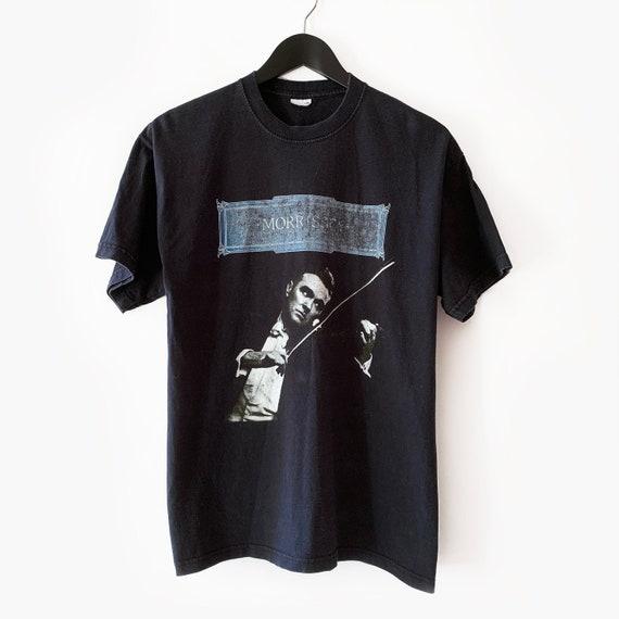 Original vintage Morrissey tour t shirt the smiths