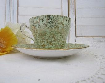 Antique teacup | Etsy