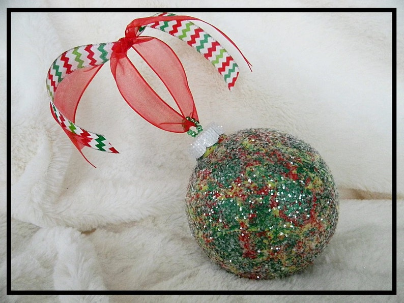 Hand Painted Christmas Ornaments Handmade Glass Christmas Etsy