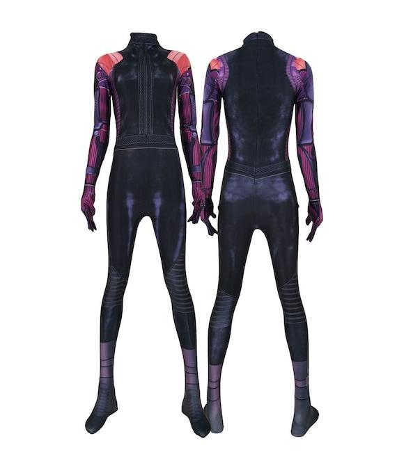 Alita Costume 3D Printed Suit Lycra Spandex Alita Battle Angel Action suit