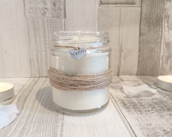 Rustic Nanny Scented Candle Gift