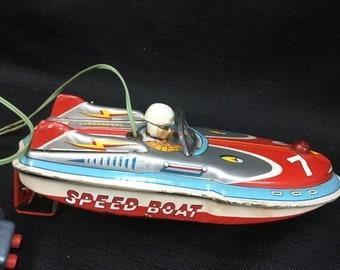 Remote Control Boat Etsy