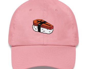be2f6c1bf9d Death By Sushi dad hat