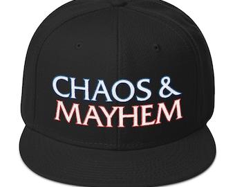32e8e7ef2db Chaos   Mayhem snapback