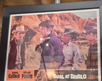 Duel at Diablo Movie Poster