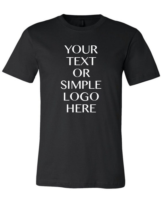 3d3df53a Custom T-shirt | Etsy